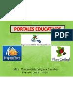 portalesceibal y ue feb2013
