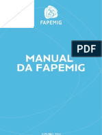 Manual Fapemig
