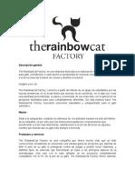 Plan de Negocios - The RainbowCat Factory
