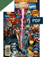 DC vs Marvel - Vol.01 - 01 de 04