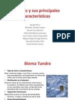Biomas y Sus Principales Caracteristicas