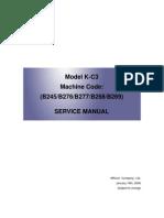 ricoh mp 2510 service manual debugging image scanner rh scribd com Ricoh Aficio MP 2510 Brochure Ricoh Printers