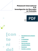 Modelo Propuesta Investigacion de Mercados