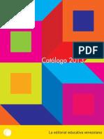 Catálogo 2013 DigitalWeb