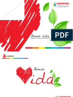 Logotipo Somos Vida ONG