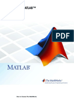 Embedded Matlab User's Guide