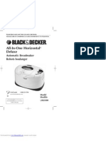 Black and Decker 2300 Breadmaker