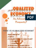 Globalized Economy