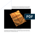 Fantasy Letter Effect in Lightwave