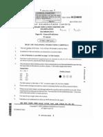 CXC past paper 1 june 2010.doc