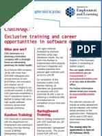103064 CVS Caremark Kanban Course Ad NewsLetter HR