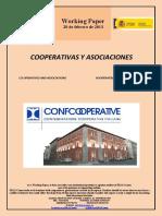 COOPERATIVAS Y ASOCIACIONES (Es) CO-OPERATIVES AND ASSOCIATIONS (Es) KOOPERATIBAK ETA ELKARTEAK (Es)