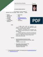 Curriculum Vitae 2013 - Arch. Margely Herrera