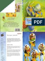 Tarka tojasok (Holló barkácskönyvek)