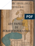 Castellani Benavides