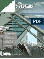 CR Laurence Glass Railing Catalog