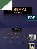 L'histoire de L'Oreal