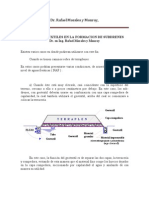 Uso de geotextiles en la formación de subdrenes DR