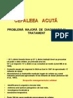 Cefaleea I