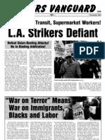 Workers Vanguard No 813 - 07 November 2003