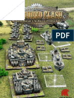 Armoured Clash Rulebook