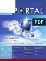 Nu Horizons Q1 2013 Edition of Portal