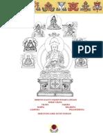 Drikung Dedication Prayer by Kyobpa-Jigten-Sumgon