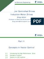 AC Vector Drives 2 Concepts