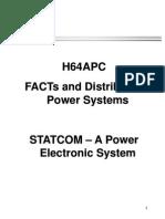 Facts - Statcom 2009
