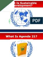 Agenda 21 - The new world order revealed.