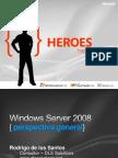 Manual Windows 2008