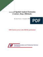Recipe Spatial Analyst