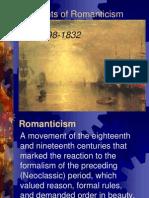 Romanticism Gothic Period
