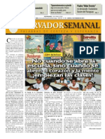 Observador Semanal del 21/02/2013