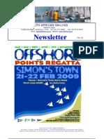 Newsletter Feb '09