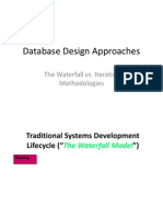 Database Design Approaches