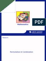 22. Permutation and Combination-1