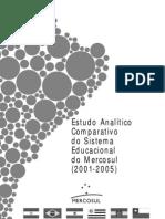 Estudo Analítico Mercosul