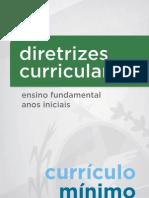 DIRETRIZES Curriculares - Anos Iniciais - versão final(3)