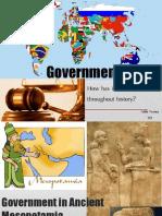 FOC Government by Aditi