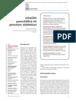 01.120 Afectación pancreática en procesos sistémicos