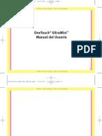 Manual de Usuario UltraMini (Esp)
