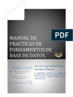 Manual de Practicas de Fundamentos de Base de Datos