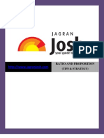 Josh Magazine Ratio and Propo 1