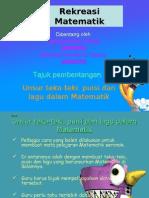 Rekreasi Matematik