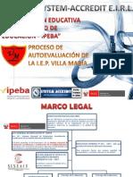 Proceso de Autoevaluacion_Villa Maria