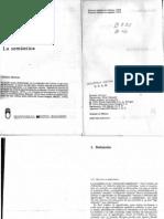 Gaetano Berruto - La Semántica - (Capítulo 1 y Capítulo 4)-2