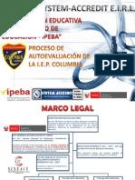 Proceso de Autoevaluacion_Columbia