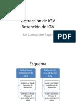 Regímenes especiales del IGV