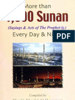 1000 Sunan Day and Night - Khalyd Al Hussain